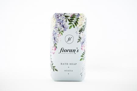 Sapun Acacia (Salcam) - Parfumul primăverii x 200 g Florans1