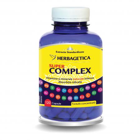 Super Complex 120 cps Herbagetica0