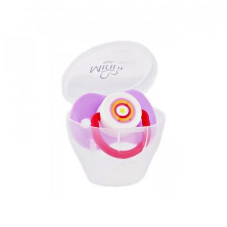 Suzeta + Cutie Pentru Sterilizare Microunde (TR-2011032) Minut [3]