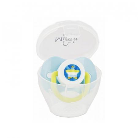 Suzeta + Cutie Pentru Sterilizare Microunde (TR-2011032) Minut [1]