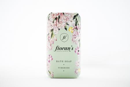 Sapun Tuberose (Tuberoza) - Parfumul dragostei x 200 g Florans [1]
