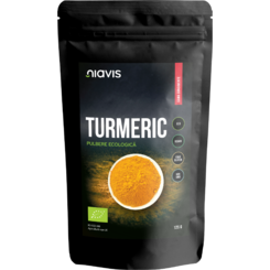 Turmeric Pulbere Ecologica 125 g Niavis [1]