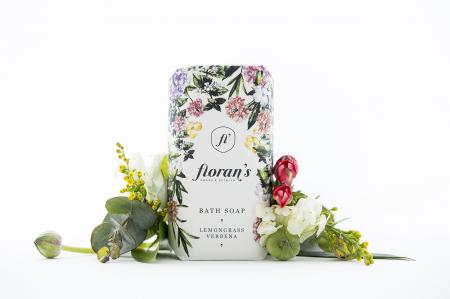 Sapun Verbena (Verbena) - Parfumul prospețimii x 200 g Florans [0]