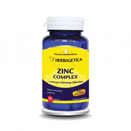 Zinc Complex 60 cps Herbagetica [0]