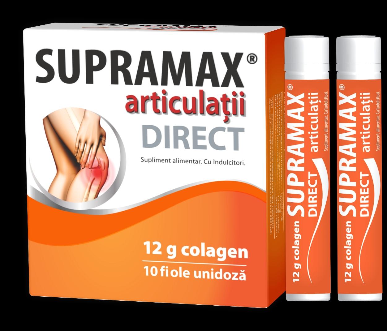 supramax articulatii cu vitamina c