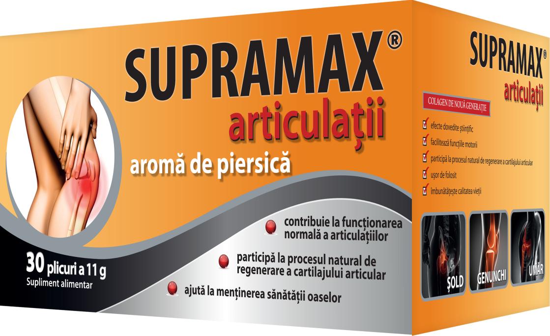 efectele supramax articulatii