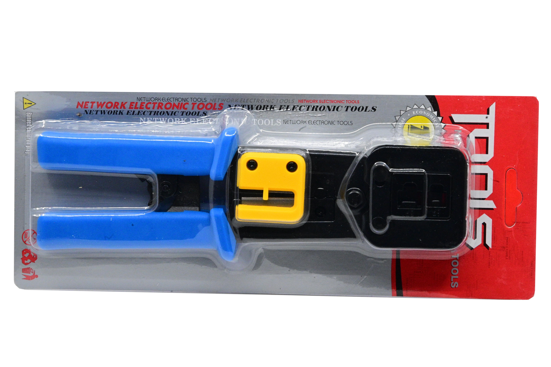 Cleste pentru sertizat mufe retea  RJ45 Pass through connector [6]