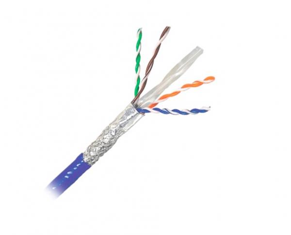 Cablu FTP  Cat 6  23 AWG rola 305m [0]