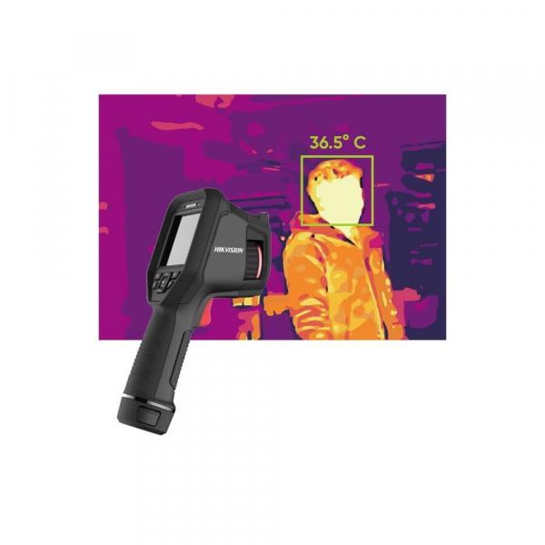 Cameră termică de mână cu ecran de febră Hikvision DS-2TP21B-6VF/W [1]