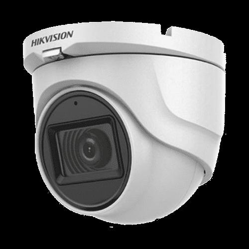 Camera 5MP'lentila 2.8mm'IR 30m'AUDIO integrat - HIKVISION DS-2CE76H0T-ITMFS-2.8mm [0]