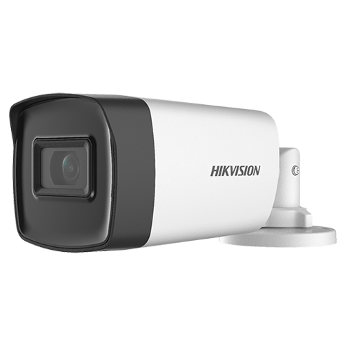 Camera AnalogHD 5MP'lentila 2.8mm'IR 40m - HIKVISION DS-2CE17H0T-IT3F-2.8mm [0]