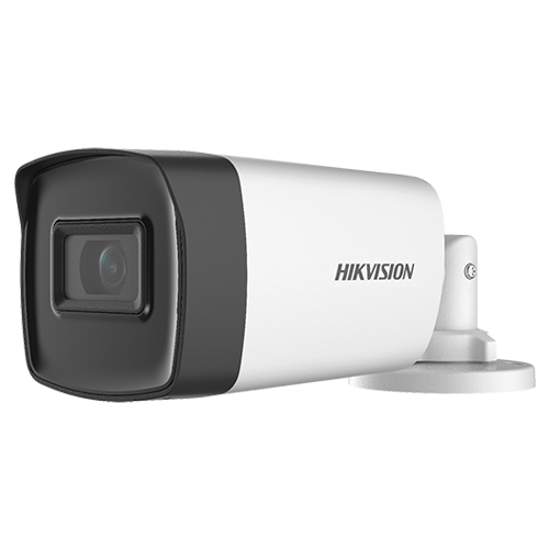 Camera AnalogHD 5MP'lentila 3.6mm'IR 80m - HIKVISION DS-2CE17H0T-IT5F-3.6mm [0]