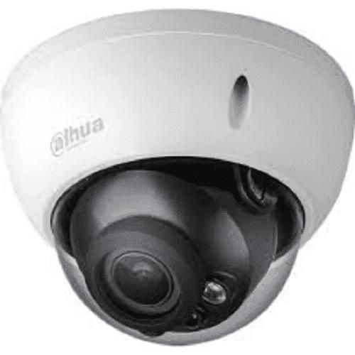 Camera de supraveghere Dahua HAC-HDBW1400R-Z-2712, 4MP HDCVI Dome, 1/2.7 CMOS, 30fps@4MP, HD si SD, 2.7-12mm motorizata, IR30m, Smart IR, IP67, IK10 [0]