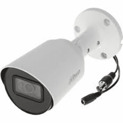 Camera de supraveghere Dahua HAC-HFW1230T-A-0360B, 2MP Starlight HDCVI IR Bullet, 1/2.8 CMOS, 30fps@1080P, 3.6mm, HD si SD, Built-in mic, Smart IR 30m, IP67 [0]