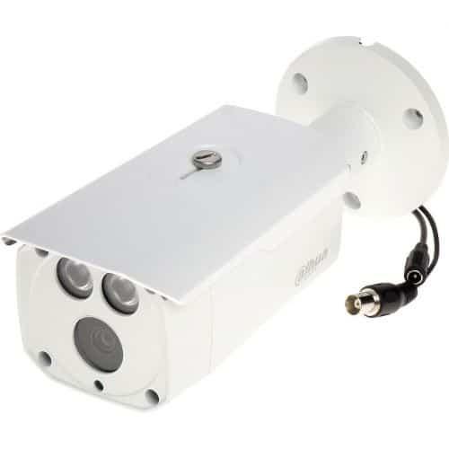 Camera de supraveghere Dahua HAC-HFW1400D-0360B, Bullet, 4MP, senzor 1/2.7, IR 80m [0]
