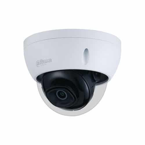 Camera de supraveghere Dahua IPC-HDBW2431E-S-0280B-S2, IP Dome 4MP, CMOS 1/3'', H.265+, 2.8mm, IR30m, MicroSD, IP67, IK10, PoE, carcasa metal [0]