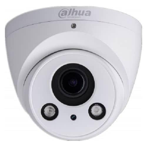 Camera de supraveghere Dahua IPC-HDW2531R-ZS-27135, Dome, Eyeball Camera, 5MP, CMOS 1/2.7, H.265& H.264 dual-stream, 15fps@5M&25/30fps@3M, WDR(120dB), 2.7-13.5mm, 2 LED, IR 50m, ICR, microSD 1 [0]