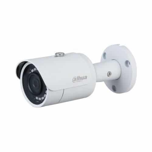 Camera de supraveghere Dahua IPC-HFW1230S-0280B-S4, IP Bullet 2MP, CMOS 1/2.7'', H.265+, 25/30fps@2MP, 2.8mm, IR30m, IP67, PoE [0]