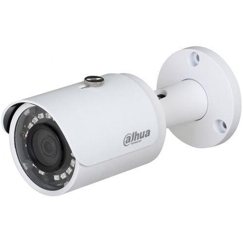 Camera de supraveghere Dahua IPC-HFW1531S. Bullet. 5MP. CMOS 1/2.7''. 2.8mm. 18 LED. IR 30m. H.265+. WDR 120dB. IP67. Carcasa metal [0]
