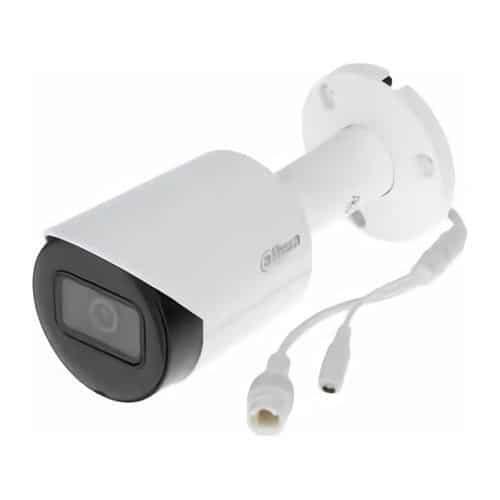 Camera de supraveghere Dahua IPC-HFW2231S-S-0280B-S2, Bullet, 2MP, Starlight, CMOS 1/2.8, 2MP@25/30 fps, ROI, SMART H.264/H.265, 2.8mm, IR 30m, WDR 120dB, Intelligent detection, MicroSD 256 GB, IP67,  [0]