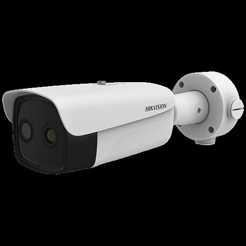Camera de supraveghere IP cu  termoviziune  2.5 - 9 metri - HIKVISION DS-2TD2637B-15P [0]
