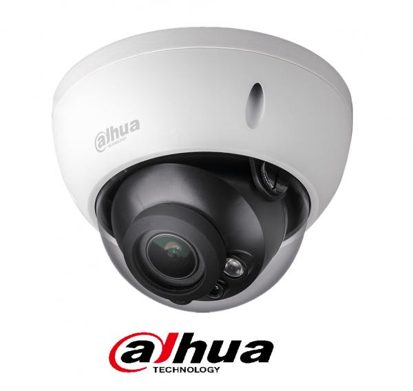 Camera dome IP Dahua IPC-D2A20-VF 2MP, varifocala 2.7-12mm, Smart IR 30m, IP67, IK10, slot microSD, PoE [0]
