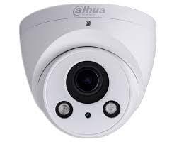 Camera dome IP Dahua IPC-T2A30-Z 3MP, varifocala motorizata 2.7-12mm, IP67, Smart IR 60m, slot card, PoE [0]