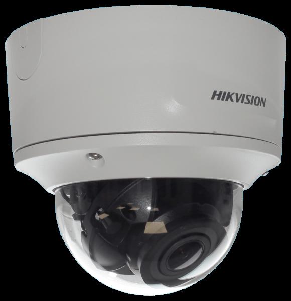 Camera supraveghere Dome IP Hikvision DS-2CD2743G0-IZS, 4 MP, IR 30 m, motorizat 2.8 - 12 mm [1]