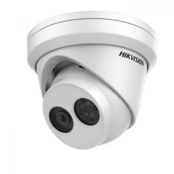 Camera supraveghere IP dome Hikvision DS-2CD2343G0-I, 4MP, 2.8mm, IR 30m, IP 67, H.265+, POE [0]