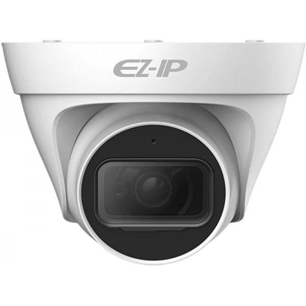 Camera supraveghere tip  dome IP Dahua IPC-T1B20 2MP, PoE, 2.8mm, Smart IR 30m, IP67 [0]