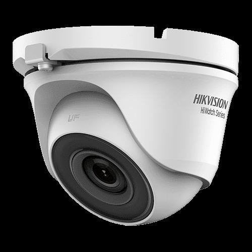 Camera TurboHD 2MP, lentila 2.8mm, IR 20M - HiWatch HWT-T120-M(2.8mm) [0]