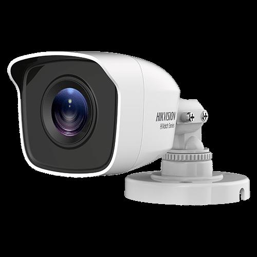 Camera TurboHD 4.0MP, lentila 2.8mm, IR 20M - HiWatch HWT-B140-P(2.8mm) [0]