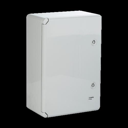 Cutie distributie IP65 din ABS gri'usa mata'placa metalica'400x600x200 mm PP3008 [0]