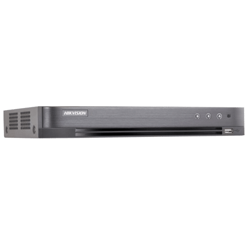 DVR 16 canale video 4MP lite, AUDIO HDTVI over coaxial - HIKVISION [0]
