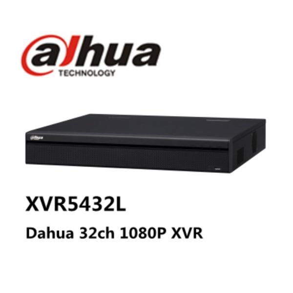 DVR 32 canale Pentabrid Dahua XVR5432L, HDCVI/AHD/TVI/CVBS + 32 canale IP, 4xSATA [0]