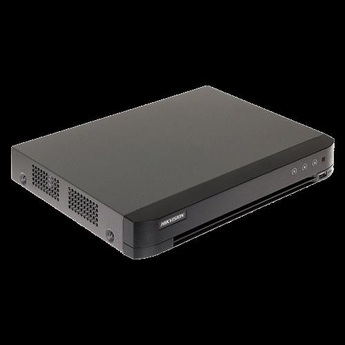 DVR AcuSense 4 ch. video 4MP'Analiza video'1 ch. audio - HIKVISION iDS-7204HQHI-M1-S [0]