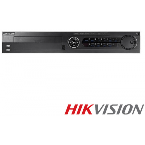 DVR HDTVI Hibrid  16 Canale Turbo HD Full HD  Hikvision DS-7316HUHI-K4 8MP, gestioneaza 4HDD Sata Hot Swap [0]