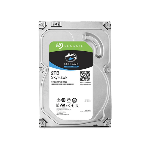 Hard disk 2000GB - Seagate Surveillance SKYHAWK [0]