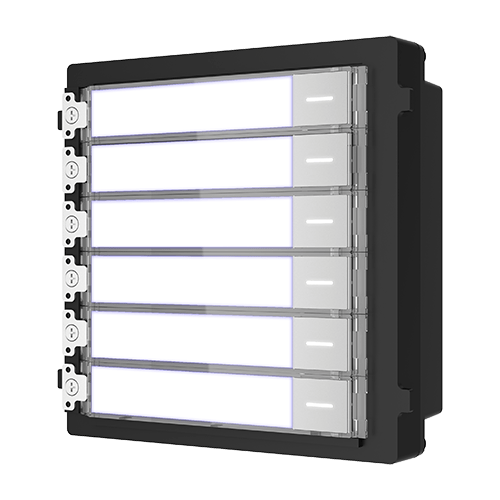 Modul extensie afisaj 6 familii pentru Interfon modular - HIKVISION [0]
