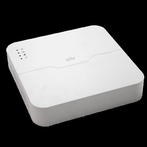 NVR 4 canale 6MP + 4 porturi PoE - UNV [0]