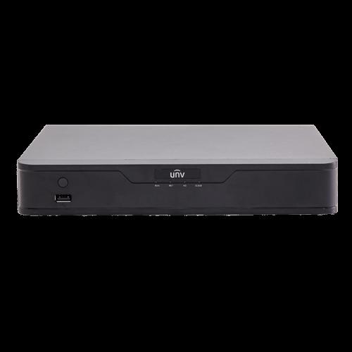 NVR 4K, 16 canale 8MP + 8 porturi PoE - UNV [0]