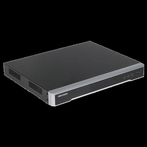 NVR 4K'8 canale 12MP + 8 porturi PoE - HIKVISION DS-7608NI-I2-8P [0]