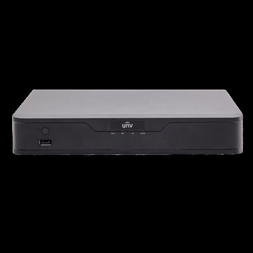 NVR 8 canale 4K + 8 porturi PoE - UNV [0]
