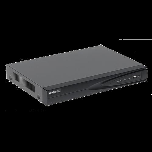NVR 8 canale IP, Ultra HD rezolutie 4K - 8 porturi POE - HIKVISION [0]