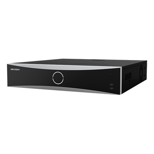 NVR AcuSense 16 canale 12MP'tehnologie 'Deep Learning' - HIKVISION DS-7716NXI-I4-4S [0]