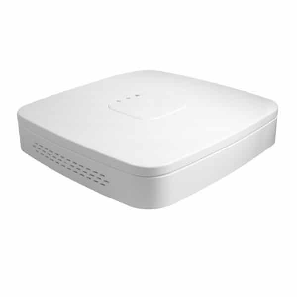 NVR pentru 8 camere IP 5 MP, Bitrate 80 Mbps - Dahua NVR4108 [0]