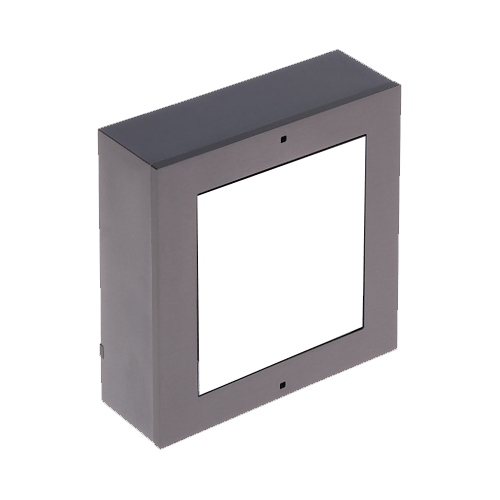 Rama montaj aparent, 1 modul, pentru Interfon modular - HIKVISION [0]