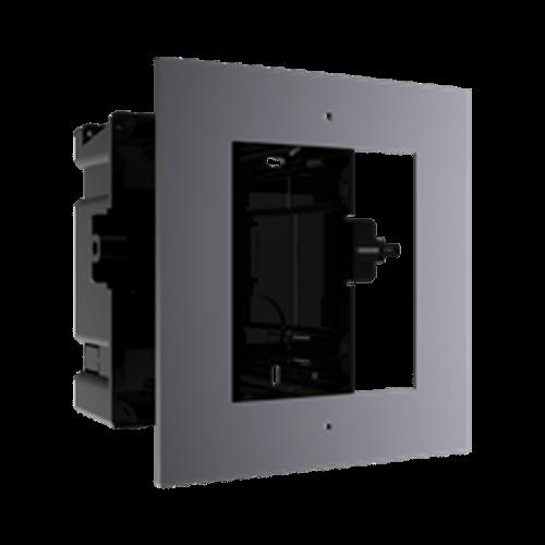 Rama montaj ingropat, 1 modul, pentru Interfon modular - HIKVISION [0]