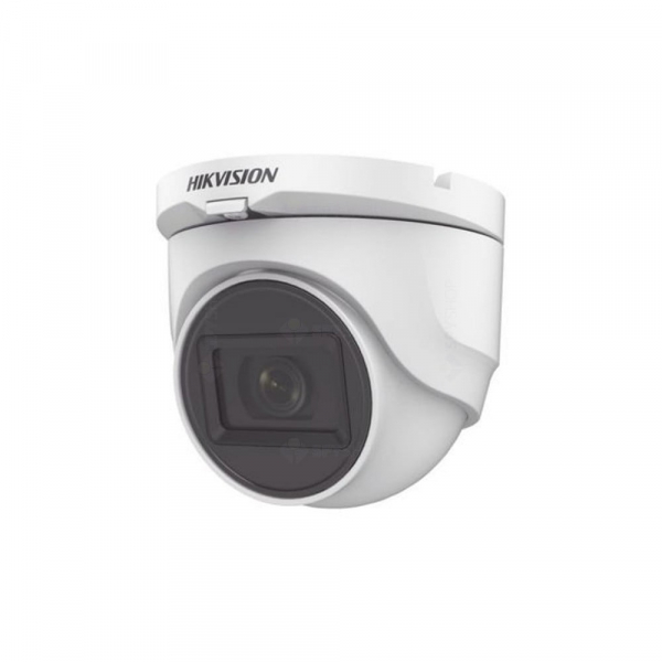 Sistem supraveghere mixt audio-video Hikvision 2 camere Turbo HD 2MP DVR 4 canale [2]