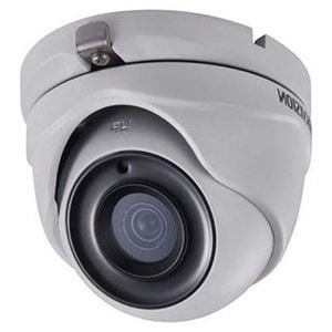 Sistem supraveghere mixt complet Hikvision 4  camere Turbo HD 5 MP 20 m IR  si 80 ir cu toate accesoriile, CADOU HDD 1TB [1]
